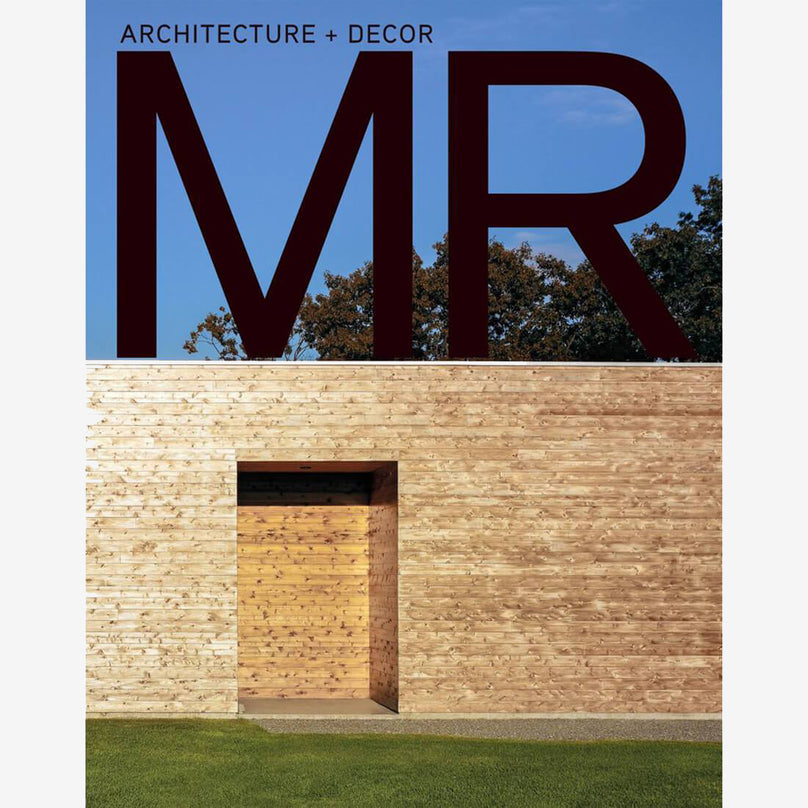 MR Architecture + Decor - Hardcover