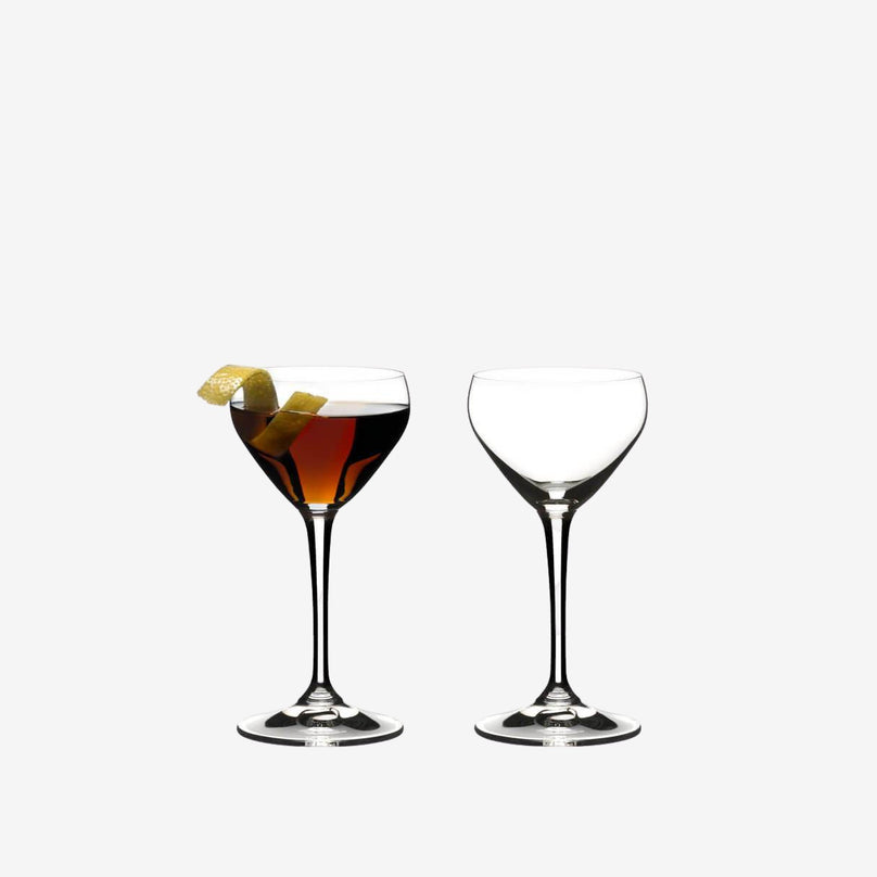 Riedel Bar DSG Nick & Nora Glass, Set/2