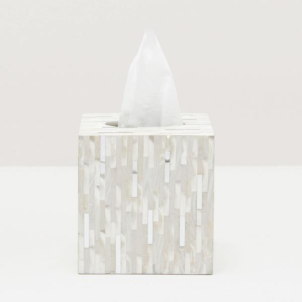 Cortona Mix Shell Tissue Box