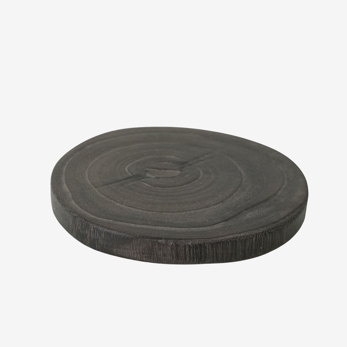 Paulownia Slices Coasters, Set / 4