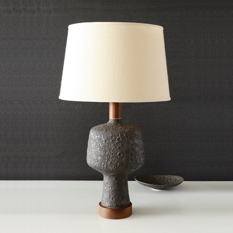 Pumice Table Lamp