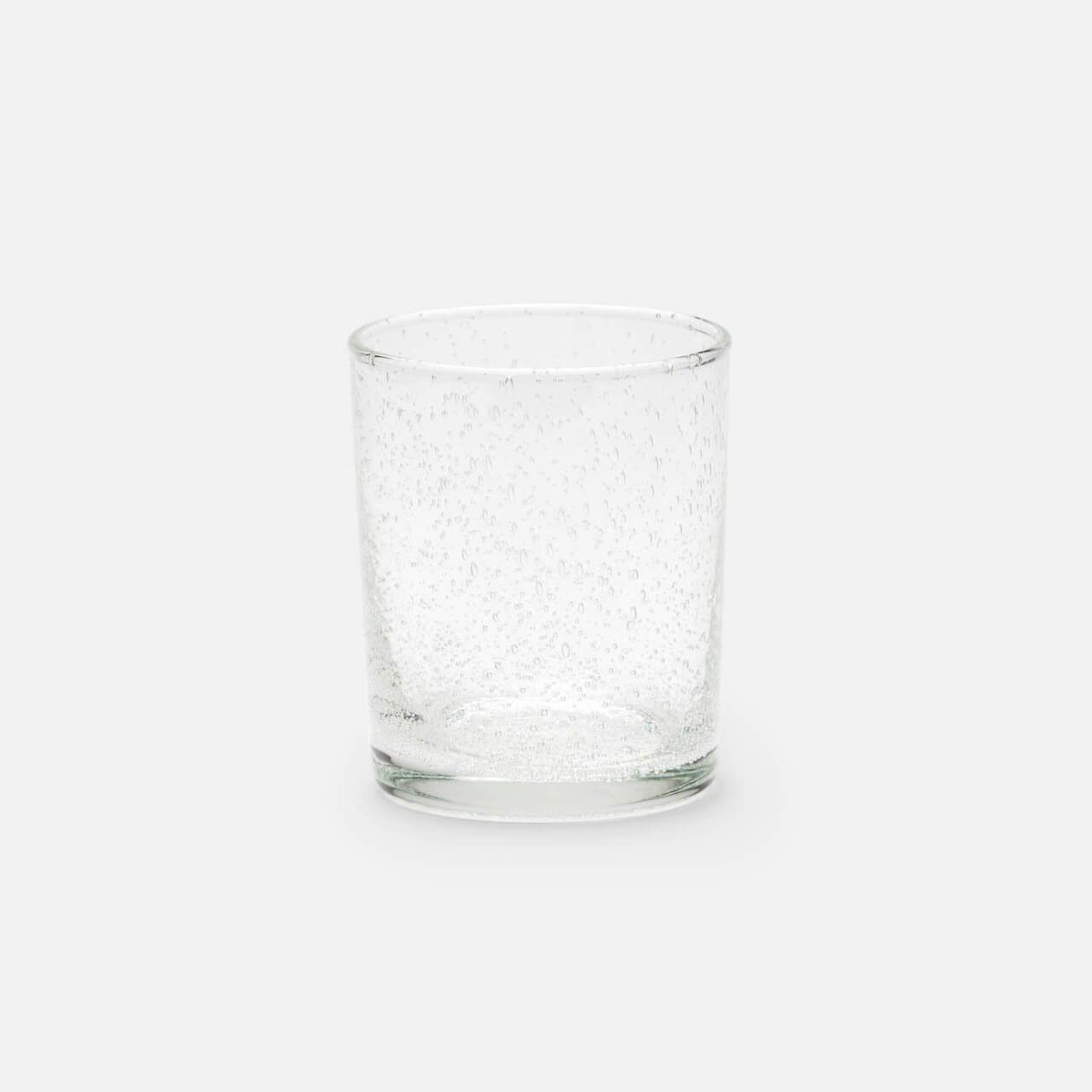 Quinn Clear Handblown Glass, Pack/6