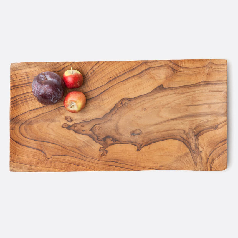 Rowan Teak Rectangle Serving Tray, Set/3