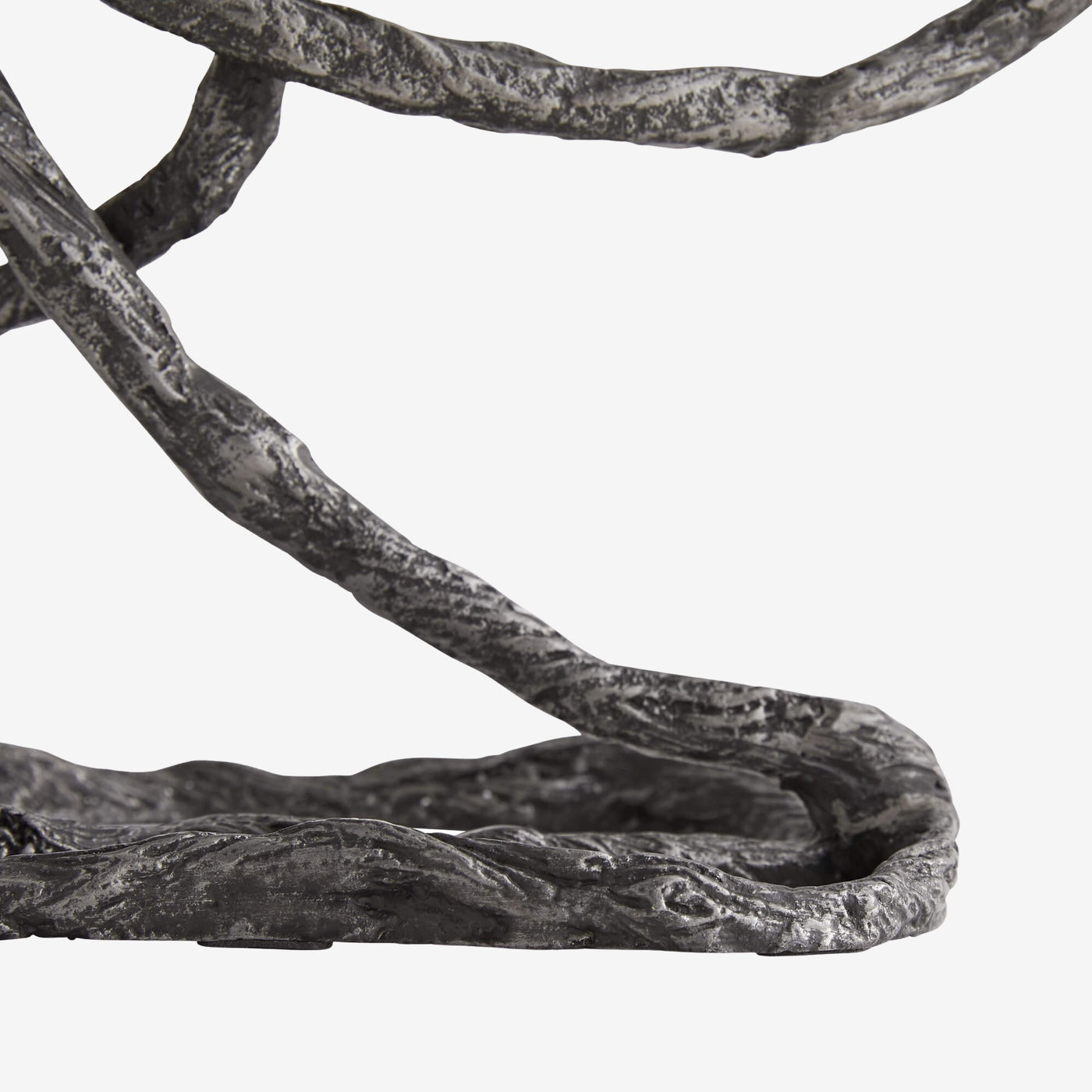Sculpture Twisted Vine, Iron