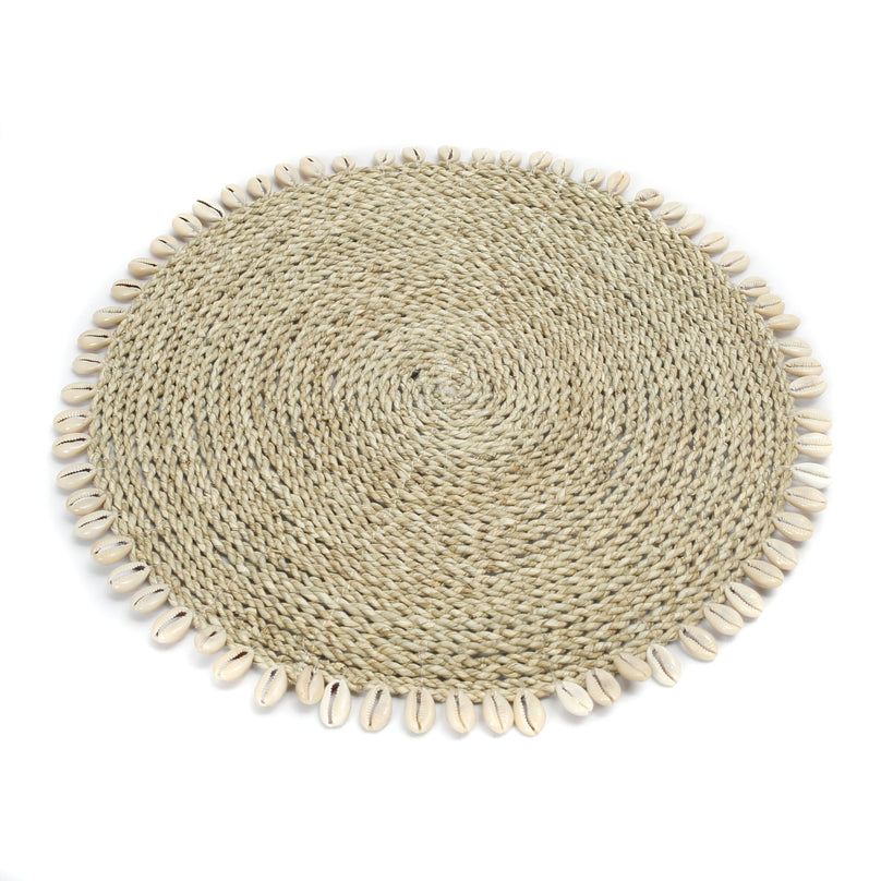 Seagrass Shell Placemat