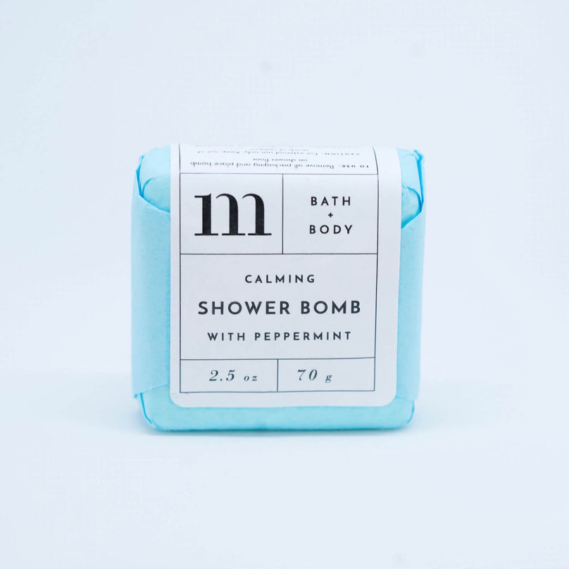 Calming Shower Bomb