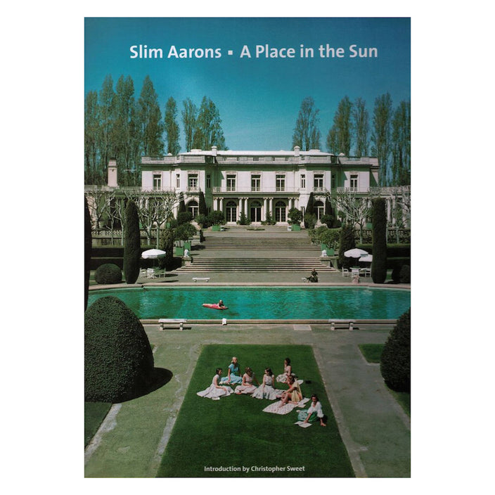 Slim Aarons - A Place in The Sun, by Christopher Sweet