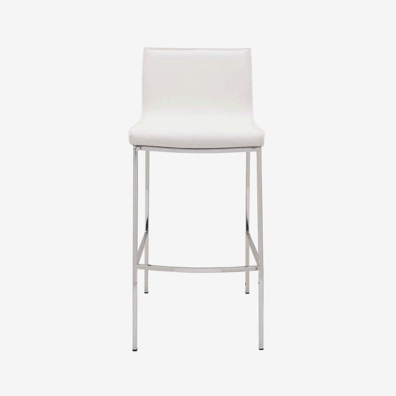 Strega Leather Counter / Barstool