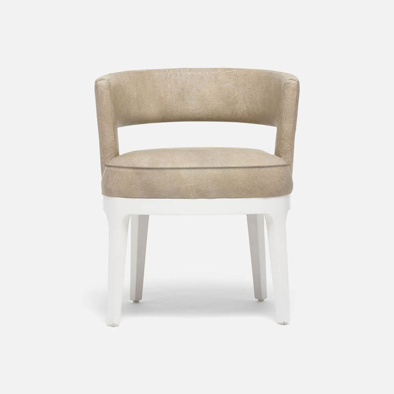 Tub-Back Dining Chair