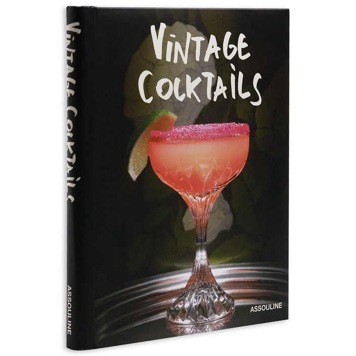Vintage Cocktails, by Laziz Hamani