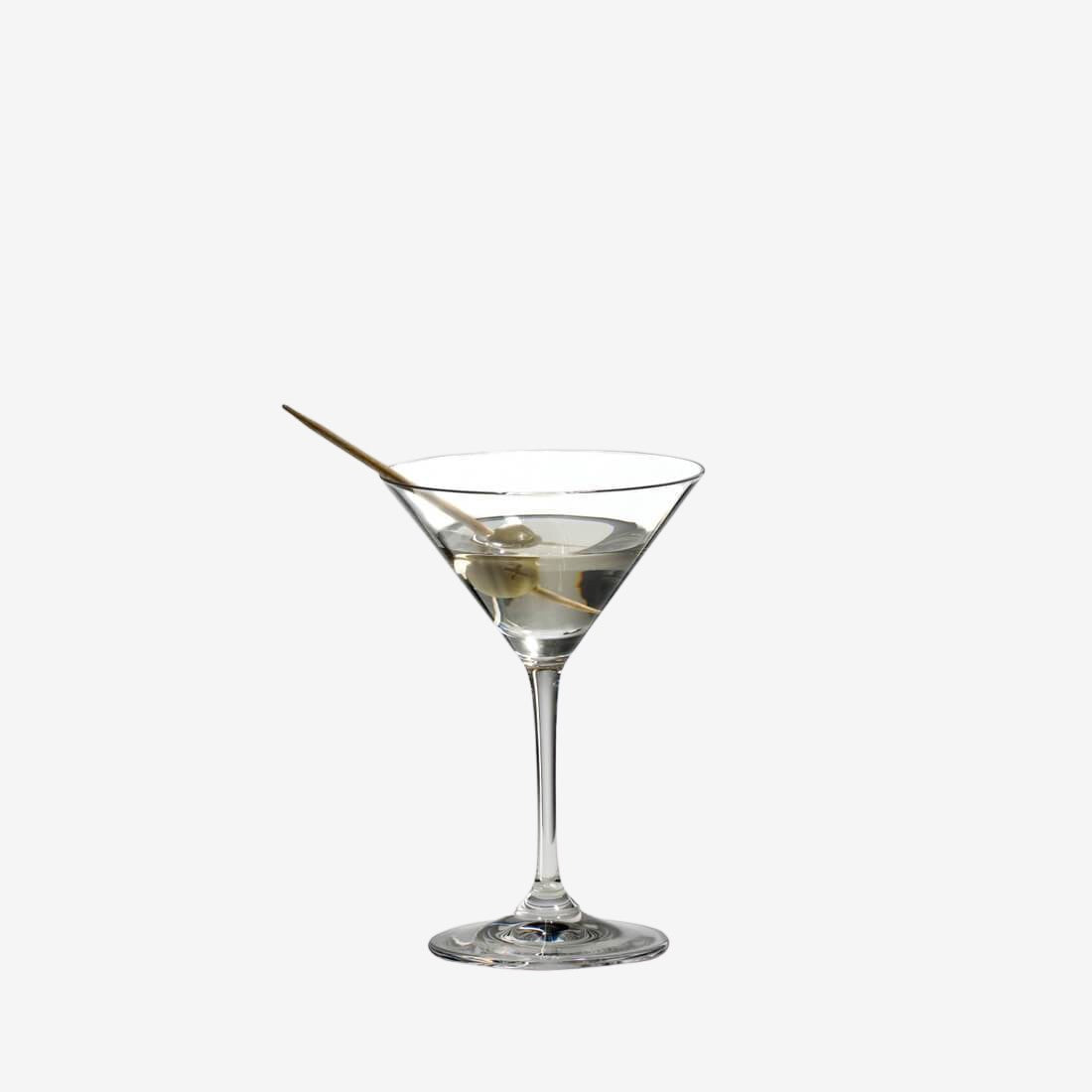 Riedel Vinum Martini Glass, Set/2
