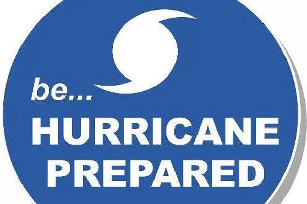 Be Hurricane Prepared!