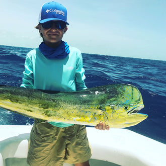A Lot of Ground to Cover, Mahi- FishMonster Magazine