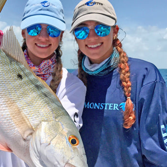 Gale Force Twins-  FishMonster Magazine