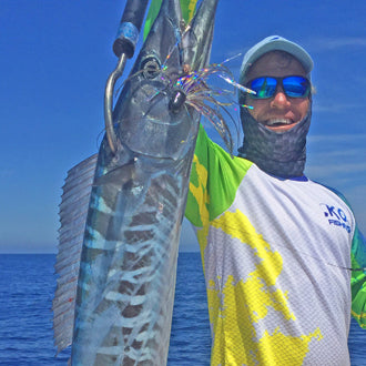 Let's Get Trolling!, Wahoo- FishMonster Magazine