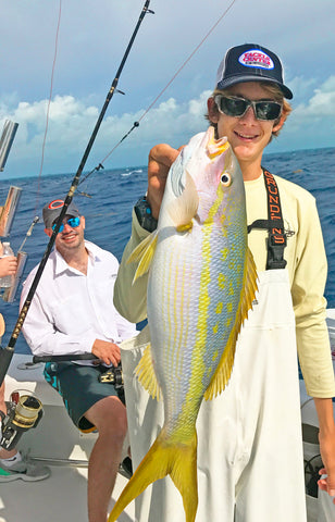 The Reef is our Life! Yellowtail- FishMonster Magazine.jpg