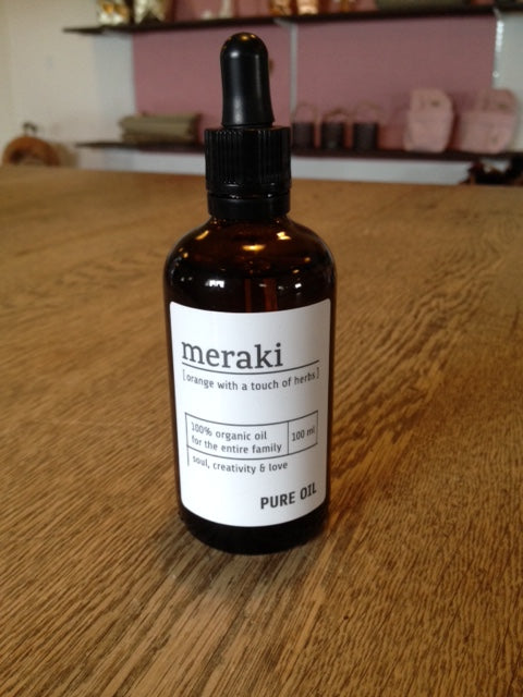 MERAKI - PURE OIL