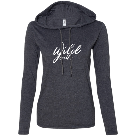Wild Youth Ladies' T-Shirt Hoodie