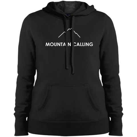 Mountain Calling Pullover Hooded Sweatshirt - The Art Of Travel Store: Travel Accessories, Travel Clothes, Travel Gear