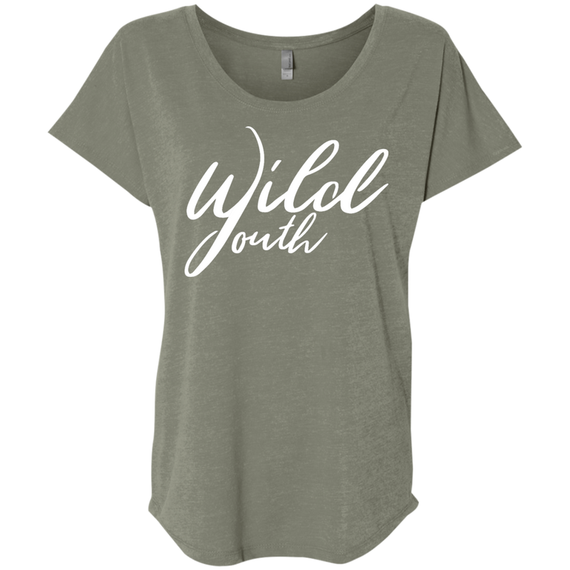 Wild Youth Women's Travel Wander T-Shirt - The Art Of Travel Store: Travel Accessories and Travel T-Shirts
