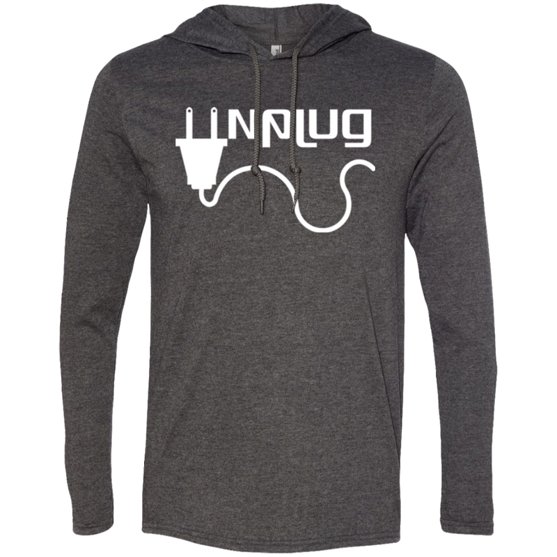 Unplug Off the Grid Men's Travel T-Shirt Hoodie - The Art Of Travel Store: Travel Accessories and Travel T-Shirts