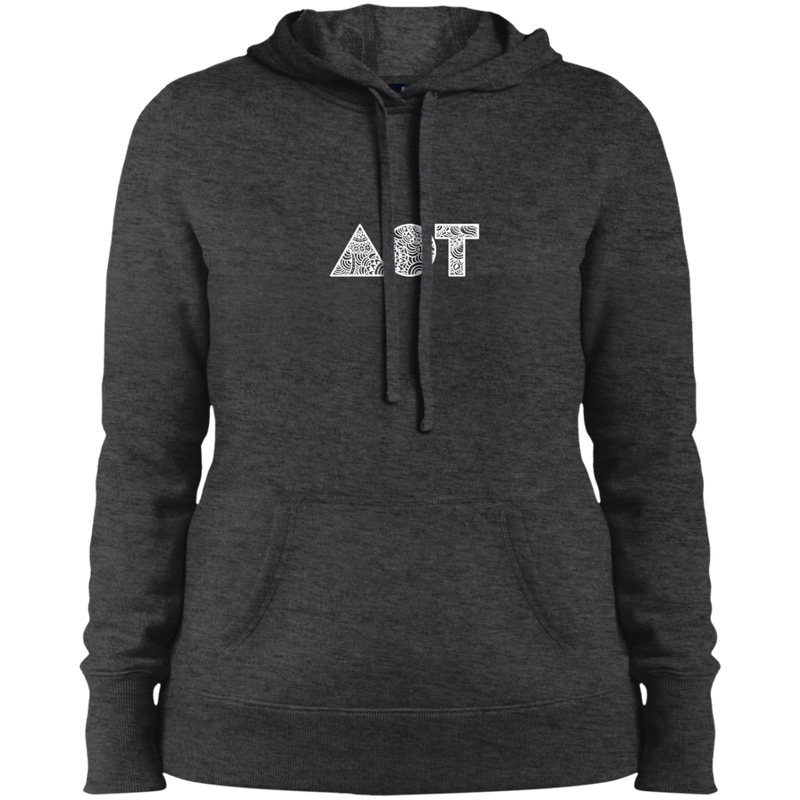 Art of Travel AOT Women's Pullover Hooded Sweatshirt - The Art Of Travel Store: Travel Accessories and Travel T-Shirts