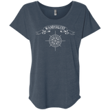 Wanderlust Women's Travel T-Shirt - The Art Of Travel Store: Travel Accessories, Travel Clothes, Travel Gear