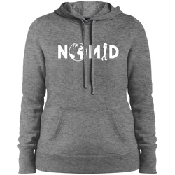 NOMAD Girl Hooded Pullover Sweatshirt - The Art Of Travel Store: Travel Accessories and Travel T-Shirts