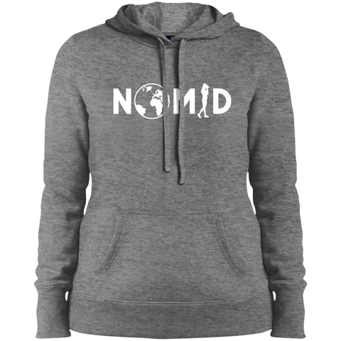 NOMAD Girl Hooded Pullover Sweatshirt - The Art Of Travel Store: Travel Accessories, Travel Clothes, Travel Gear