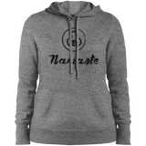 Namaste Ladies Pullover Hooded Sweatshirt - The Art Of Travel Store: Travel Accessories, Travel Clothes, Travel Gear
