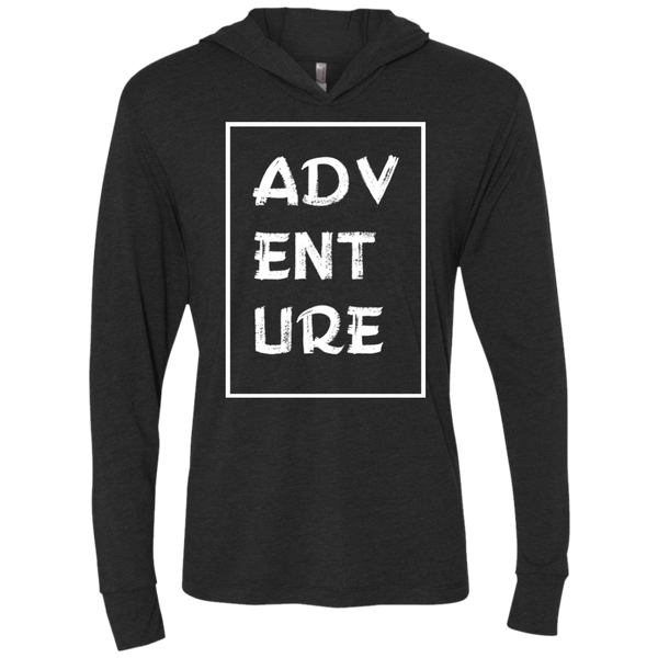 Adventure Time Long Sleeve Hooded T-Shirt Hoodie - The Art Of Travel