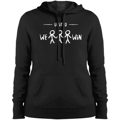 United We Win Pullover Hooded Sweatshirt - The Art Of Travel Store: Travel Accessories, Travel Clothes, Travel Gear