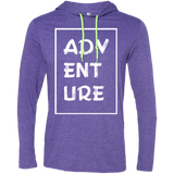 Adventure Travel Men's T-Shirt Hoodie - The Art Of Travel Store: Travel Accessories, Travel Clothes, Travel Gear