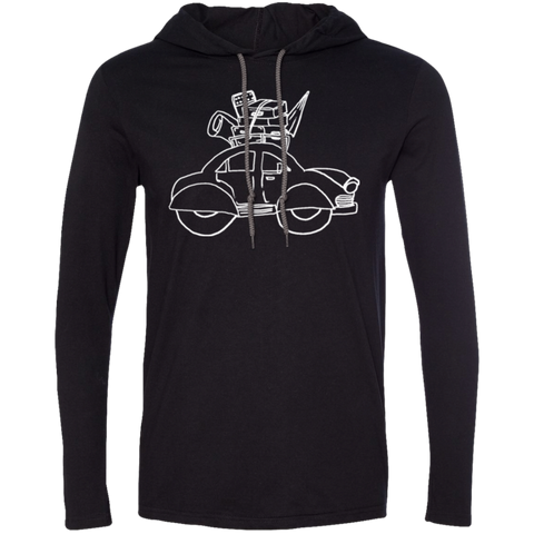 Roadtripper Road Trip Travel T-Shirt Hoodie - The Art Of Travel Store: Travel Accessories, Travel Clothes, Travel Gear