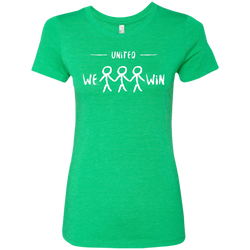 United We Win Travel T-Shirt - The Art Of Travel