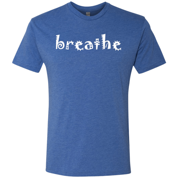 Breathe Relax Wander Men's Travel T-Shirt - The Art Of Travel