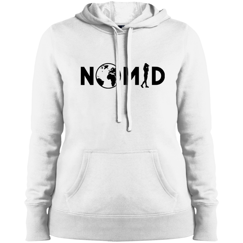 NOMAD Ladies Hooded Pullover - The Art Of Travel