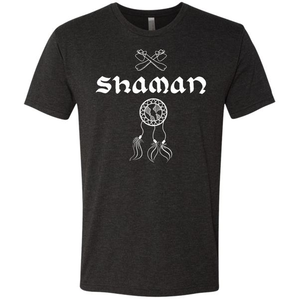 Shaman Wander Men's Travel T-Shirt - The Art Of Travel Store: Travel Accessories and Travel T-Shirts