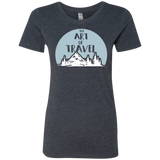 The Art of Travel Women T-Shirt - The Art Of Travel Store: Travel Accessories, Travel Clothes, Travel Gear