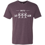 United We Win Global Peace Men's T-Shirt - The Art Of Travel Store: Travel Accessories, Travel Clothes, Travel Gear