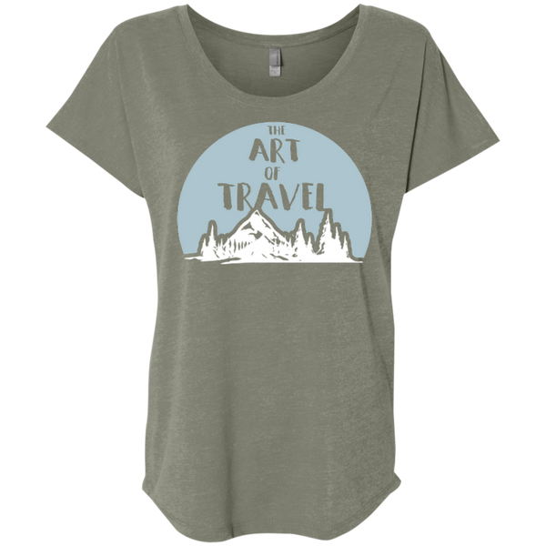 The Art of Travel Women T-Shirt - The Art Of Travel