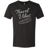 Travel Vibes Men's Wanderlust T-Shirt - The Art Of Travel Store: Travel Accessories, Travel Clothes, Travel Gear