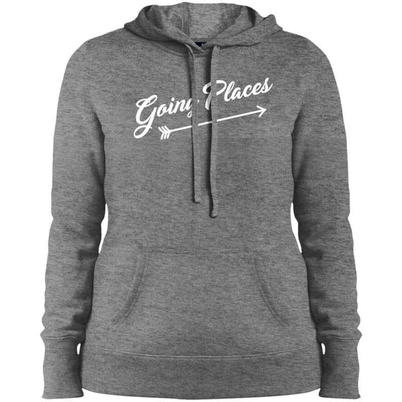 Going Places Pullover Hooded Sweatshirt - The Art Of Travel Store: Travel Accessories and Travel T-Shirts