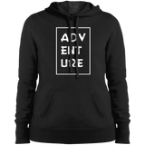 Adventure Travel Women's Hooded Pullover Sweatshirt - The Art Of Travel Store: Travel Accessories, Travel Clothes, Travel Gear