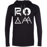 ROAM Wander Men's Travel T-Shirt Hoodie - The Art Of Travel Store: Travel Accessories, Travel Clothes, Travel Gear
