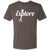 Explore Travel Discover Men's T-Shirt - The Art Of Travel Store: Travel Accessories, Travel Clothes, Travel Gear