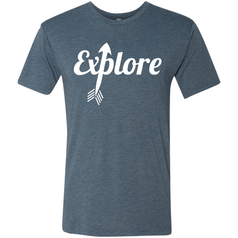 Explore Travel Discover Men's T-Shirt