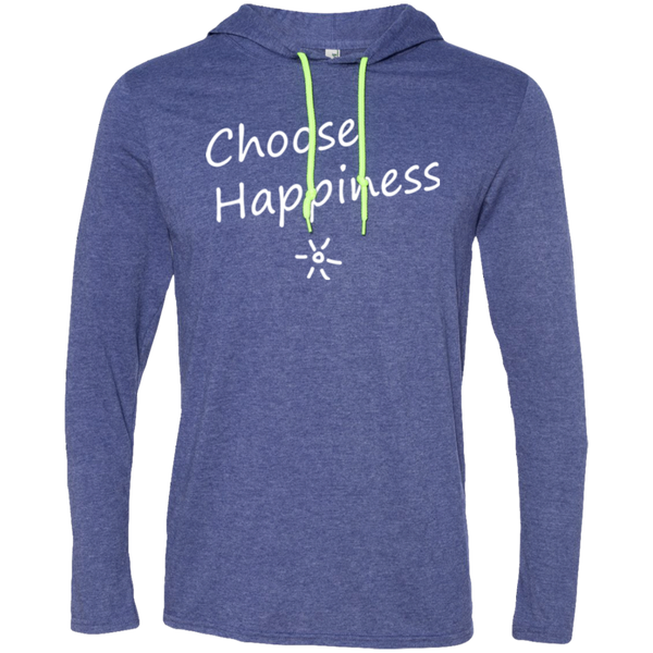 Choose Happiness Men's Travel T-Shirt Hoodie - The Art Of Travel Store: Travel Accessories, Travel Clothes, Travel T-Shirts