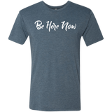 Be Here Now Men's Travel T-Shirt - The Art Of Travel Store: Travel Accessories, Travel Clothes, Travel Gear