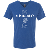 Shaman Wander Men's Travel V-Neck T-Shirt - The Art Of Travel Store: Travel Accessories, Travel Clothes, Travel Gear